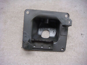 Original 67 68 Shelby Mustang Cougar Automatic Shifter Bucket With Console