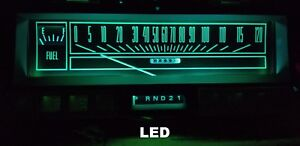 73 78 Full Size Ford Ltd Country Squire Marquis Gauge Cluster Led Upgrade Kit