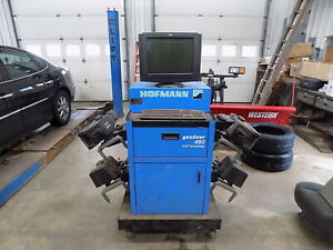Snap On Hofmann Geoliner 460 Alignment Machine Unit
