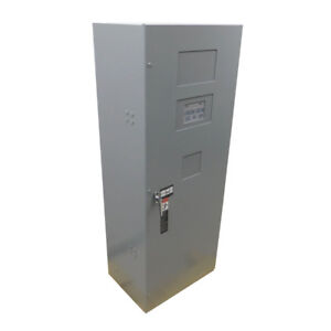 New Asco Series 300 Automatic Transfer Switch J design 600a 4 pole 3 phase 480v