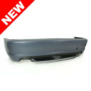 00 06 Bmw E46 3 series 2dr M tech Ii Style Rear Bumper