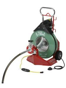 Spartan Tool Model 1065 Drain Cleaning Machine 44115804