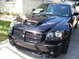 05 07 Dodge Magnum Trufiber Srt 8 Body Kit Hood Tf20220 A23