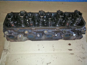 Ford 7 5l 460 V 8 Cylinder Head Used
