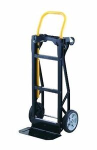 400 Lb Convertible Hand Truck And Dolly Moving Cart 2 4 Wheels Folding Casters
