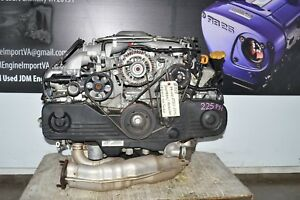 99 04 Subaru Forester Legacy Outback Jdm Ej20 Sohc Engine Replacement Ej25 S 565