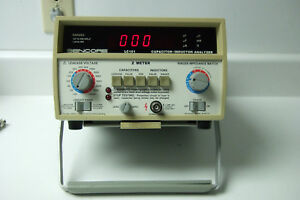 Sencore Lc101 Capacitor inductance Analyzer In Working Condition