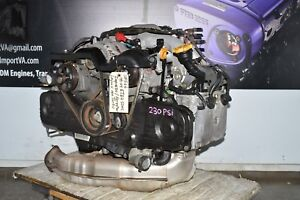 99 04 Subaru Forester Legacy Outback Jdm Ej20 Sohc Engine Replacement Ej25 S 566
