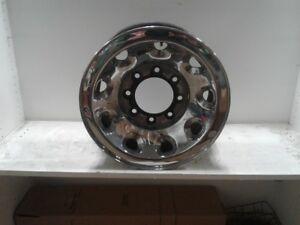 2004 Ford F250 Super Duty 16x7 Single Chrome Wheel Oem
