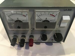Lambda La 300 Dc Regulated Power Supply