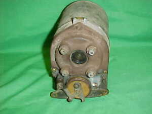 Kw Model T Magneto 4 Cylinder Hot Tractors Cars Automobiles Gas Engine