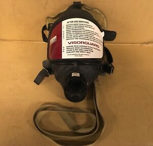 Isi Facepiece Firefighter Respirator Scba Mask