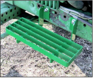John Deere 30 40 50 55 And 60 Series 2wd Tractor Service Step Kit