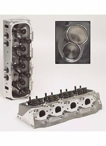 Brodix Cylinder Heads Race Rite Oval Port Cylinder Heads For Big Block 2061007