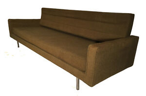 Mid Century Knoll Convertible Daybed Sofa By Richard Shultz Rare