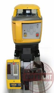 Spectra Precision Ll600 Self leveling Rotary Laser Level Transit topcon trimble