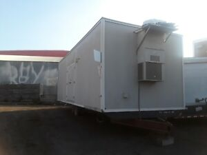 Used 12 X 30 Mobile Office Trailer oakland Ca Must Sell