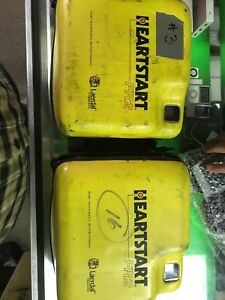 Philips Fr2 Heartstart Aed Defib Tested Working Free Shipping