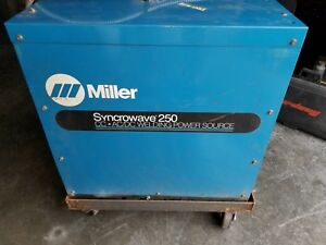 Miller Syncrowave 250