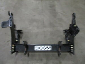 The Boss Snow Plow Mount For 07 2007 Ford F 250 Super Duty
