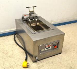 Wells F586 15 lb Auto lift Autofry Deep Fryer Fat Bad Thermostat