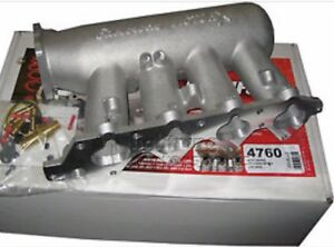 Edelbrock 4760 Victor Series X Intake Manifold Fits 94 01 Integra Open Box