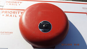 Vintage 10 Faraday School Fire Alarm Bell Model 4771 only One On Ebay