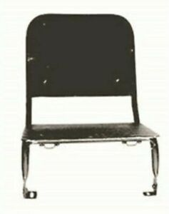 Right Seat Frame 41 45 Willys Mb ford Gpw