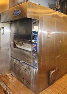 Used Natural Gas Picard Bagel Oven Mt Series pick up Only In Milwaukee Wi