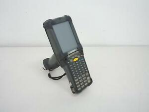 Symbol Motorola Wireless Barcode Scanner Model Mc9090 No Battery