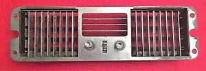 1965 1966 Ford Thunderbird Center Dash Vent Assembly