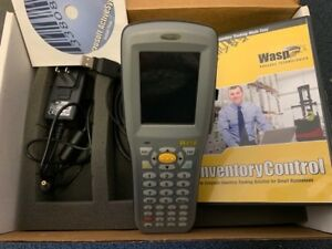 Wasp Wdt 3250 Portable Inventory Data Device With Software