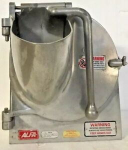Hobart Alfa Mixer Pelican Head With Shredder Disc Fits A200 A120 H600 H660 L600