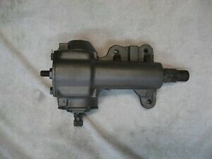 1967 1968 1969 1970 Shelby Mustang Cougar Power Steering Gear Box 1 1 8
