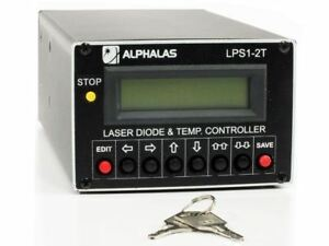 Alphalas Lss1 2t Laser Diode Driver And Double Temperature Controller