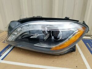 2012 2013 2014 Mercedes Ml350 Ml550 Ml63 Left Oem Xenon Hid Headlight Lh