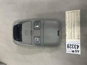 1998 2002 Dodge Ram 2500 3500 Overhead Console With Display As43328