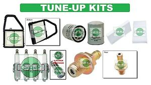 Tune Up Kits For El 01 05 Civic Spark Plugs Pcv Valve Air Cabin