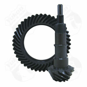 High Performance Yukon Ring And Pinion Gear Set For Gm 8 6 Inch Irs In A 3 73 Ra