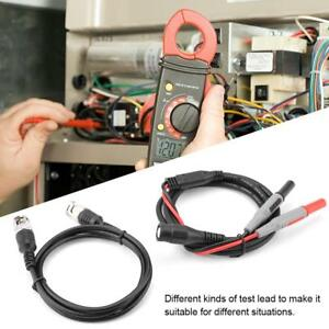 P1600f Multifunction Replaceable Multimeter Probe Test Bnc Cable W Banana Plug