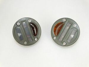 New Rear Tail Light Set For Jeep For Willys Jp130