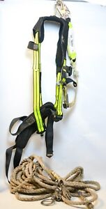 ma5 Safewaze Fall Protection Construction Harness fs00sp