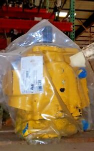 At360388 John Deere 744k Pg200854 Rubber Tire Loader Hydraulic Pump