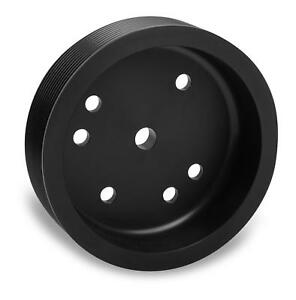 Weiand Crank Pulley Ford 174 Blower 6 In Diameter 10 rib Kit
