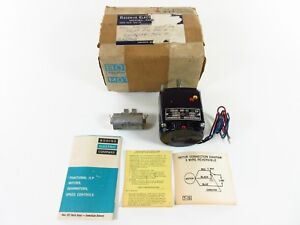Bodine Kyc22t5 Kyc 22t5a1 Gear Motor With Aerovox P138f44 Starting Capacitor
