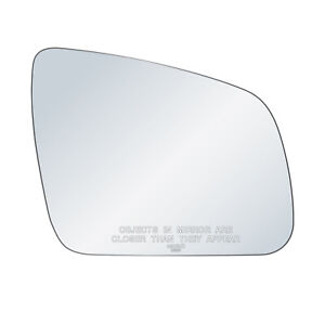 Replacement Passenger Side Mirror Glass For 2008 2014 Mercedes C class Amg 8131r