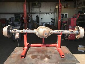 84 01 Jeep Cherokee Axle Dana 35 3 55 Gear Rear Trac lok Mopar Complete Assembly