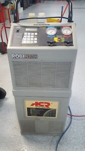 Robinair R134a Acr4 Machine Recover recycle recharge Machine
