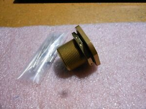 Bendix Connector With Contacts Part 75 74720 27h Nsn 5935 01 023 3043