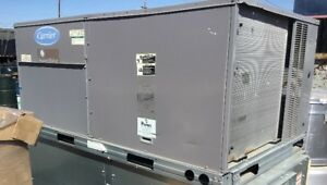 Carrier 5 Ton Heat Pump Rooftop Unit New Old Stock